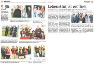 NÖN KW 39-15 Rückblick Eröffnungsfest