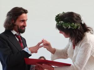 Tom und Claudia 1